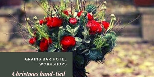 Christmas Hand-tied Bouquets