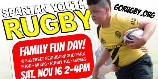 Rugby Family Fun Day