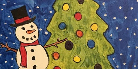 Mom and Me Christmas Painting tickets