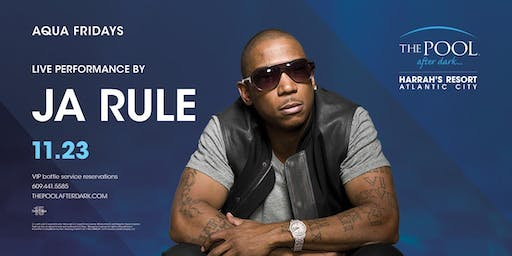 Ja Rule | Epic Saturdays at The Pool REDUCED Guestlist