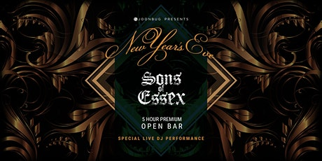 Sons of Essex New Years Eve 2020 Party tickets