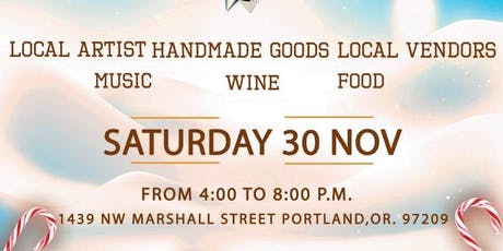 Holiday Night Market In The Pearl tickets