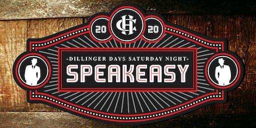 Dillinger Speakeasy