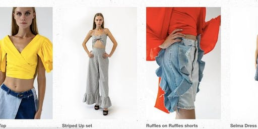 Re-purposing/Upcycling your clothes with Nathalia Jmag