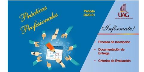Sesión Informativa Prácticas Profesionales  varias fechas