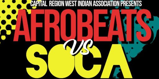 Afrobeats vs Soca Fitness Mashup