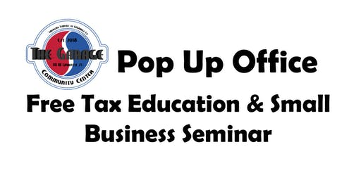 Pop Up Office- Accounting