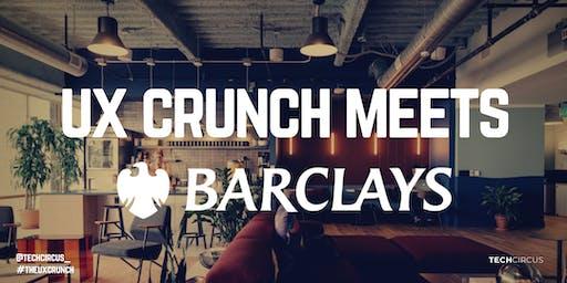UX Crunch Meets Experience Design Team
