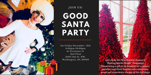 Good Santa Party