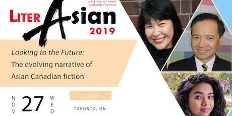 LiterASIAN Toronto 2019 tickets