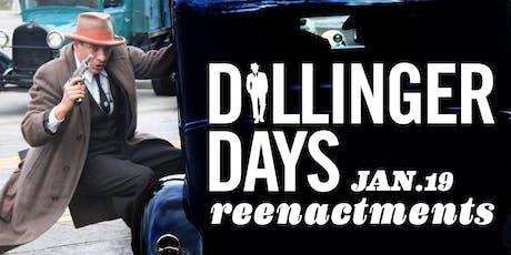 Dillinger Days Reenactments tickets