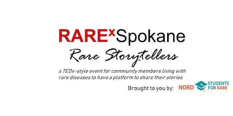 RARExSpokane: Rare Storytellers tickets