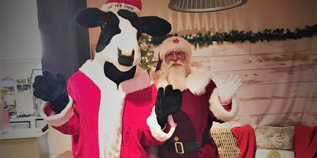 Breakfast with Santa Nampa Chick-fil-A tickets