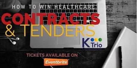 How to win Bids, Contracts & Tenders (LEEDS Workshop) tickets