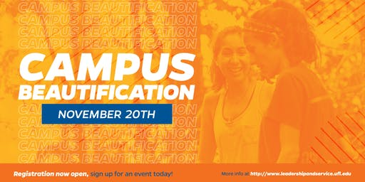 UF Campus Beautification