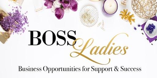 BOSS Ladies November Luncheon
