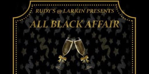 Rudy's at Larkin presents All Black Affair feat-Tre'King Band