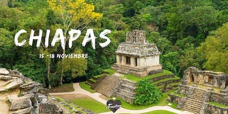 Chiapas - Naturaleza, Aventura y Diversión desde CDMX boletos