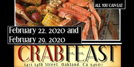 True Light's 3rd Annual Crab Feed tickets