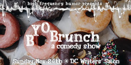 BYOBrunch, a comedy show tickets