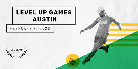 Level Up Games Austin tickets