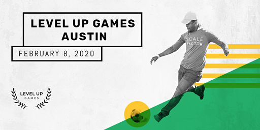 Level Up Games Austin