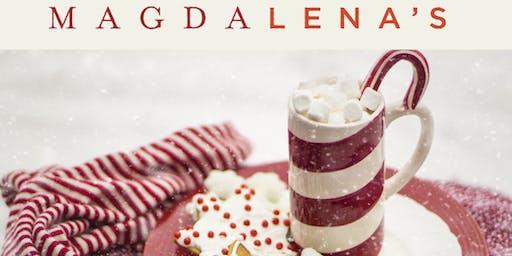 Magdalena's Christmas Shopping Extravaganza