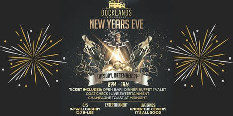 Docklands New Years Eve Party  tickets