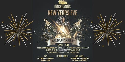 Docklands New Years Eve Party