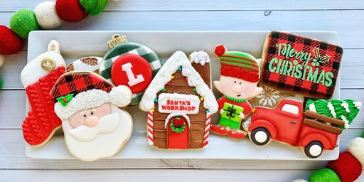 Christmas Intermediate Cookie Class - Bowling Green, KY