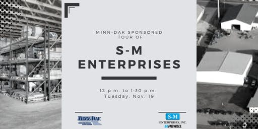 S-M Enterprises: Minn-Dak Tour - Tues., Nov. 19