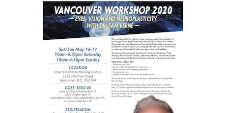 Eyes, Vision, Neuroplasticity tickets