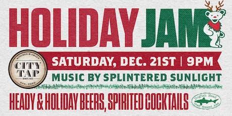 Holiday Jam with Splintered Sunlight tickets