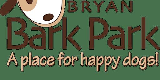 2020 Bryan Bark Park Volunteer Cleanup Day