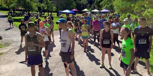 The Sasquatch Scramble 5K/10K/Half Marathon (and BREWFEST)!