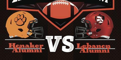 Coal Bowl ( Honaker Alumni vs. Lebanon Alumni)