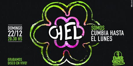 Cumbia Hasta El Lunes en Serio - Grabamos disco en vivo! entradas
