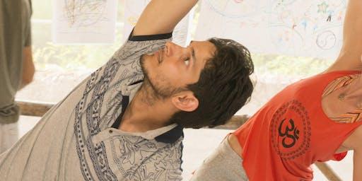 Ontspannende Yang Yoga met Pankaj Sharma