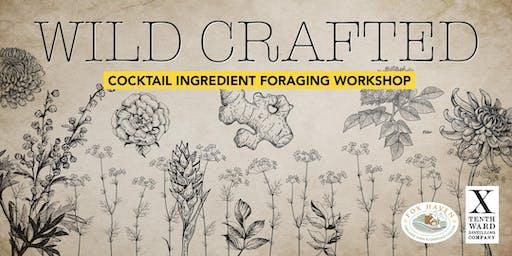 Wild Crafted: Cocktail Ingredient Foraging Workshop