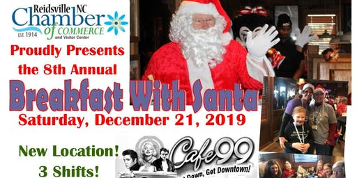8th Annual Breakfast With Santa