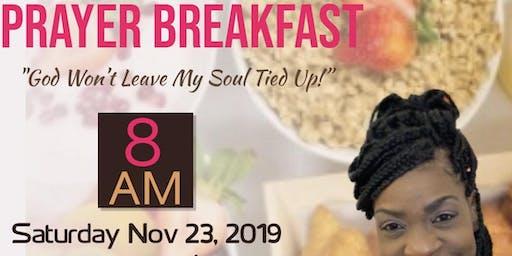 Breakthrough Prayer Breakfast