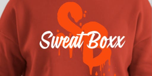 THE SWEAT BOXX