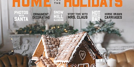 Wildridge Annual Home For The Holidays tickets