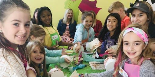 Kids Cake Decoration Class