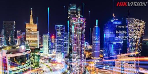 2019 Hikvision Vertical Solutions Seminar - Doha
