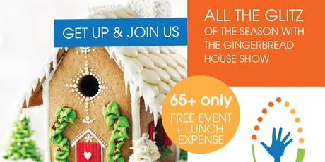 All The Glitz of the Season with the Gingerbread House Show! tickets
