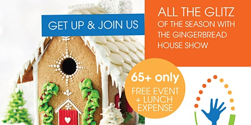 All The Glitz of the Season with the Gingerbread House Show!