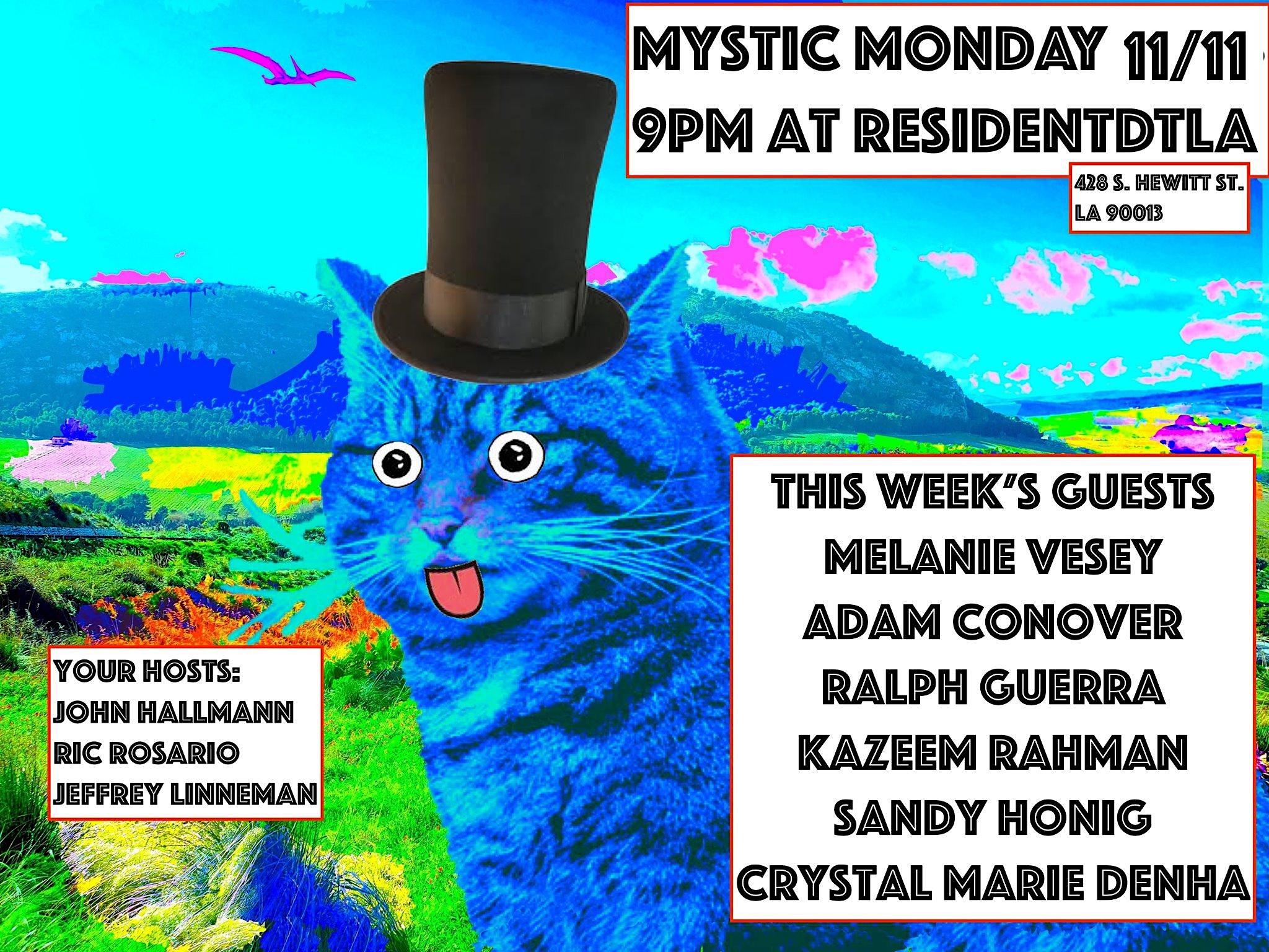 Mystic Monday w/ Adam Conover!