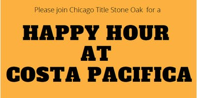 Coldwell Banker North Central Happy Hour with Chicago Title