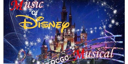 The Music of Disney: An OCGC Musical